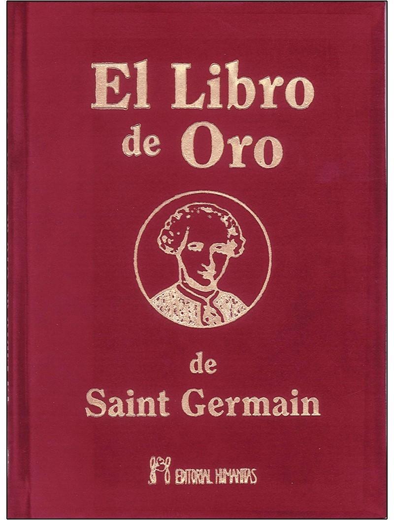 El Libro De Oro De Saint Germain Colección Saint Germain Escrito
